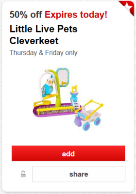 target cw offer live pets pic