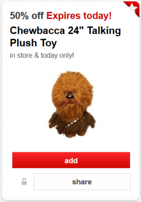 target cw offer new