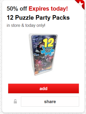 target cw offer puzzle pic