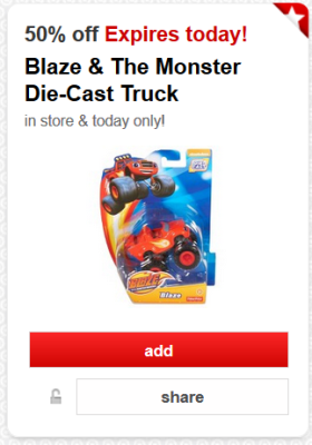 target cw toy offer pic