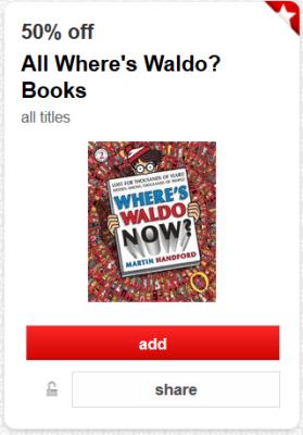 target cw waldo book pic