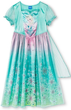 target disney night gown