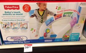 target fisher price