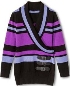 target girl sweater