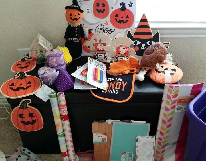target halloween clear new katie - Target Halloween