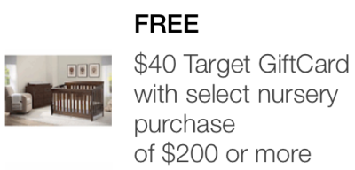 target mobile coupon baby pic