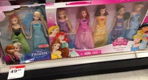 target princess