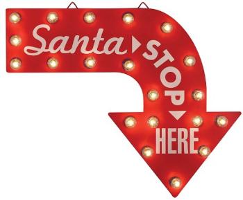 target santa