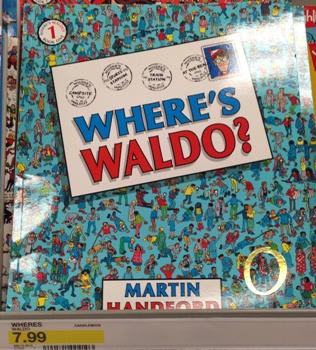 target waldo book