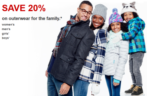 target.com outerwear pic