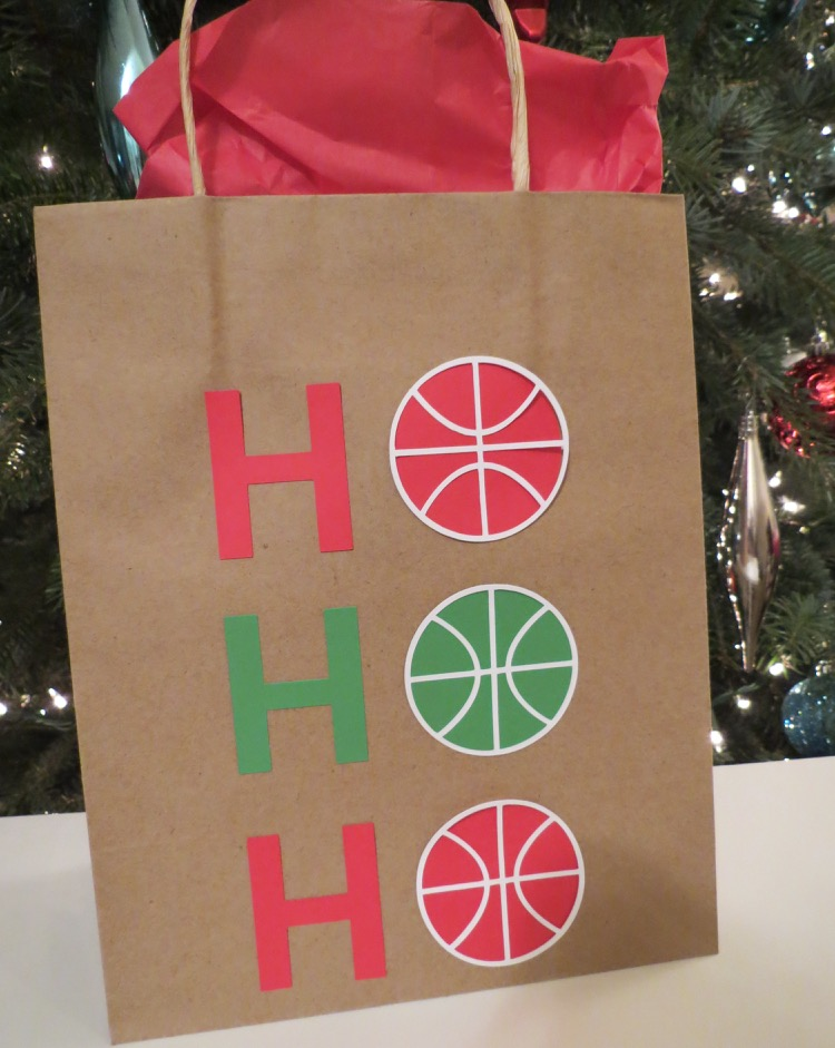 basketball Christmas gift