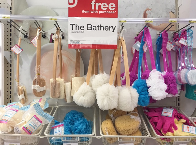 Cartwheel and buy 2 get 1 free offer