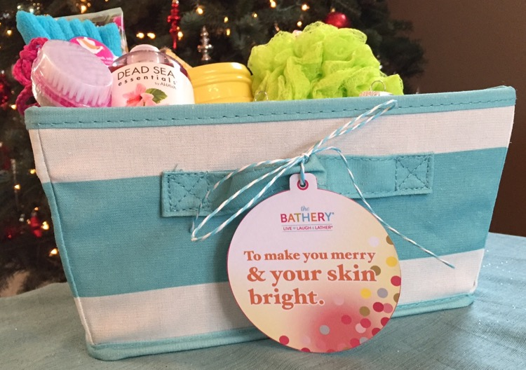 The Bathery Gift Tag