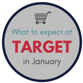What to Expect at Target in January (LOTS and LOTS of Clearance!!)