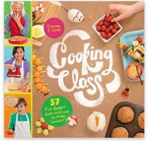 amazon cooking class book