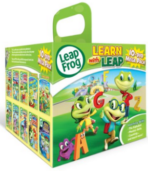 amazon leapfrog dvd bundle