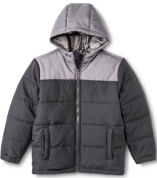 target boy jacket