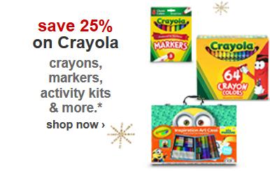 target crayola pic
