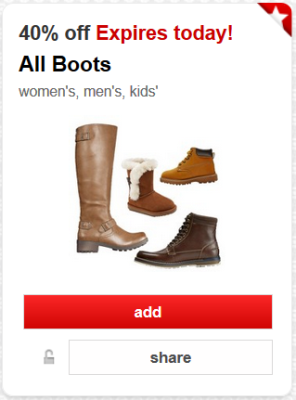 target cw boots pic