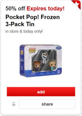 target cw frozen 4
