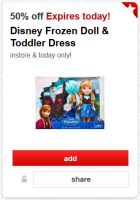 target cw frozen pic