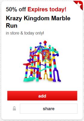 target cw krazy kingdom pic