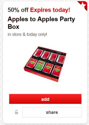 target cw offer apple game pic