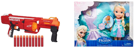 target frozen collage pic