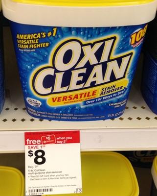 target oxi