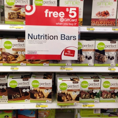 target zone perfect bars new