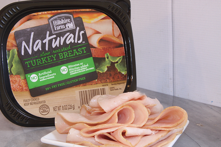 Hillshire Farm Naturals lunch meat