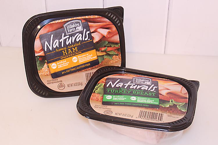 Hillshire Farm Naturals Ham and Turkey
