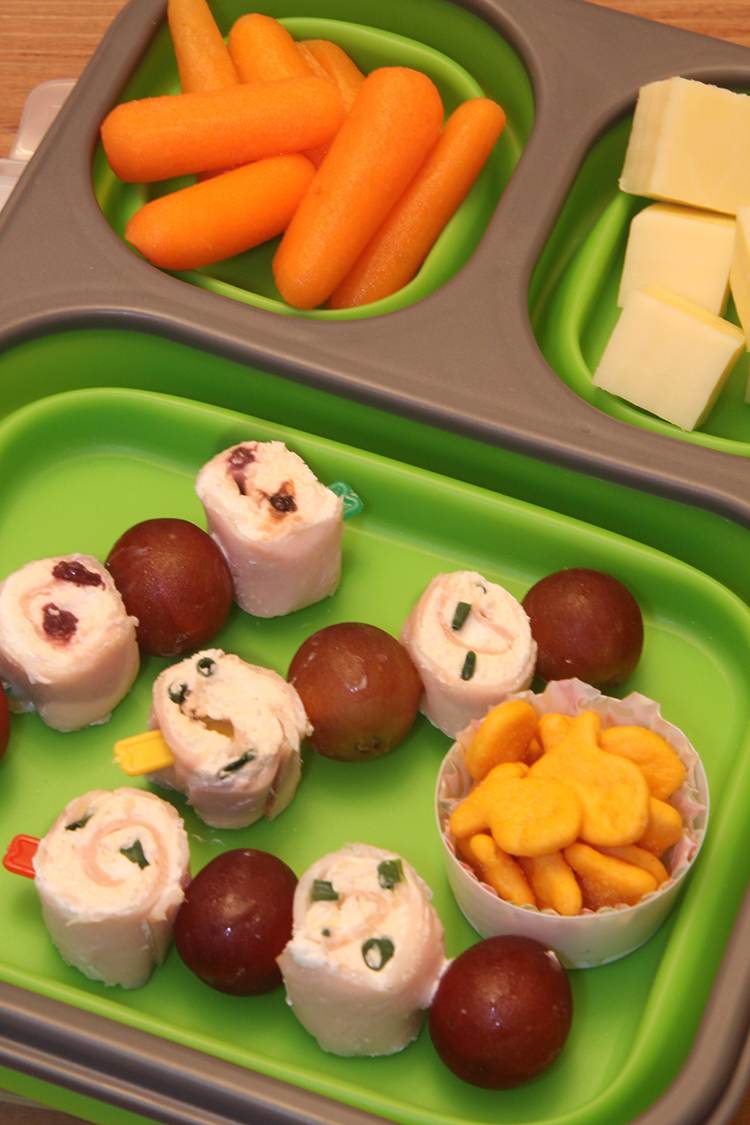 Hillshire Farm Naturals Lunch Meat Turkey and Cheese Pinwheels