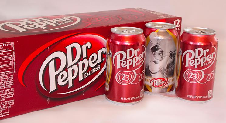 Dr Pepper Target
