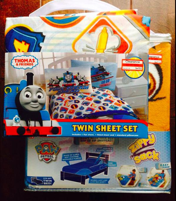 Superb Screen Shot at PM Young found this Thomas twin sheet set
