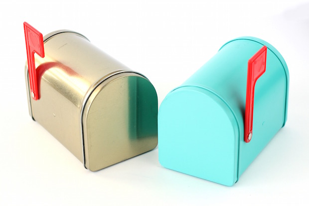 Valentine's Day Mini Mailbox