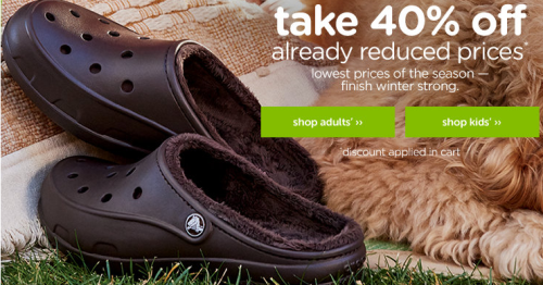 crocs new deal pic