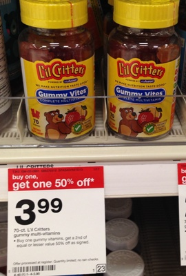 target lil critters