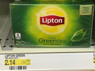 target lipton