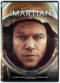 target the martian movie