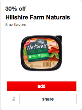Hillshire Farm Naturals Cartwheel offer width=