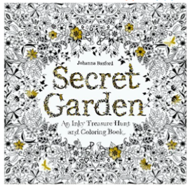amazon secret garden book pic