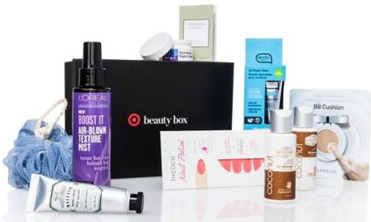 target beauty box pic