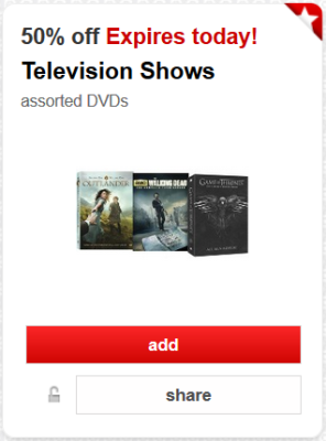 target cw tv shows pic
