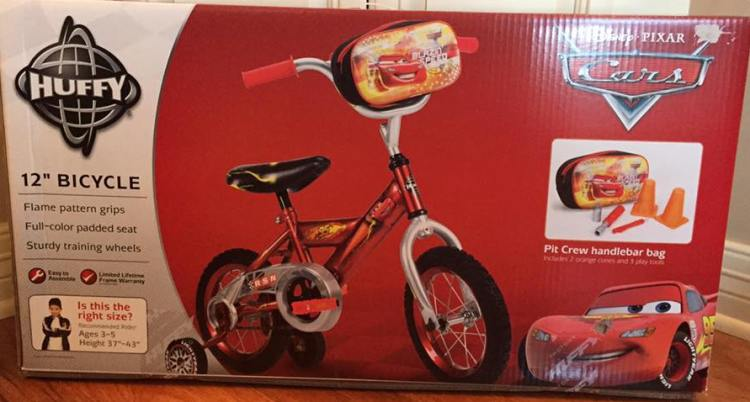 target read clear new monica bike