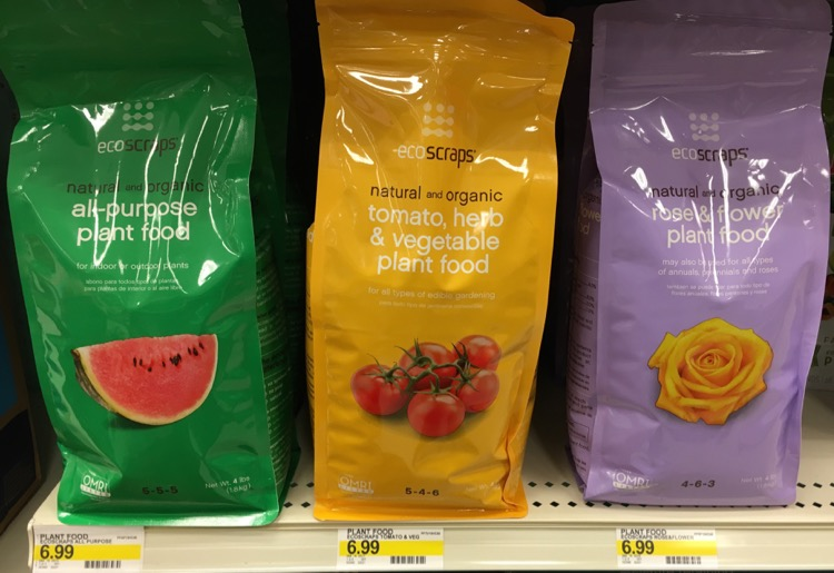 Eco Scraps Plant Food at Target