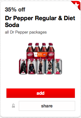 Dr Pepper Cartwheel