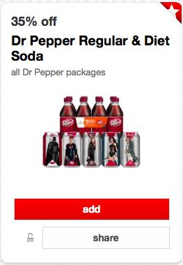 Dr Pepper Cartwheel