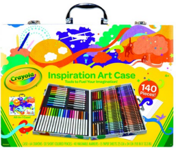 amazon crayola art kit