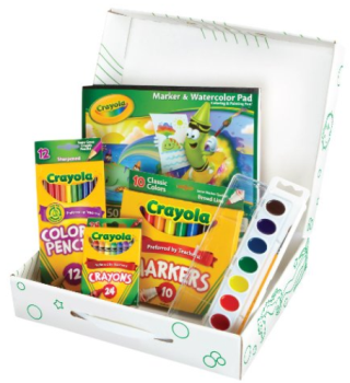 amazon crayola paint kit